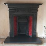 Cast Iron Fireplace Installation Newcastle